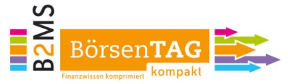 Börsentag Nürnberg am 13.10.